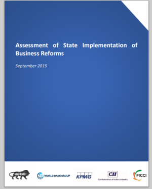 Evaluation of the implementation of the business improvement report