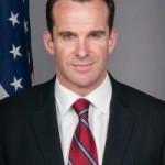 Obama's new envoy declared against IAS
