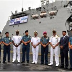 26th 'integrated monitoring' (CORPAT) bilateral naval exercise