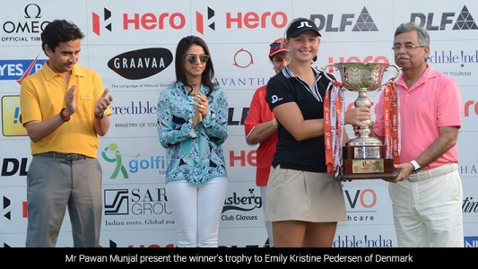 Hero Women Indian Open 2015
