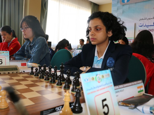 RAM RATNA 42nd National Women Premier Chess Championship 2015