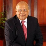 Pravin Gordhan' becomes South Africa's FM