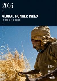 Global Hunger Index-2016