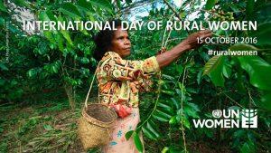 International Day of Rural Women 2016