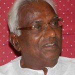 Former Union Minister P. Shiv Shankar passes away