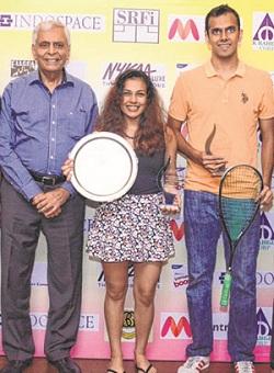 42nd Maharashtra state open squash championship 2017
