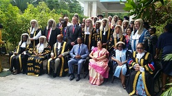 24th Conference of Speakers & Presiding Officers of the Commonwealth