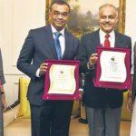 G.D. Birla Award for 2015-16