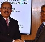 India gives $45.27 million aid to develop KKS harbour in Sri Lanka