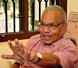 Poet M.N. Paloor passes away
