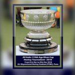115th All India Aga Khan Gold Cup Hockey Tournament - 2018