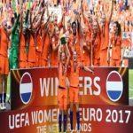 Netherlands win last Women's Champions Trophy in style