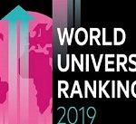 Emerging Economies University Rankings 2019
