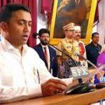 Pramod Sawant as new Goa CM