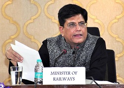 Piyush Goyal announces new railway zone for Andhra