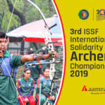 3rd ISSF International Solidarity Archery Championships