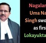 First Lokayukta of Nagaland