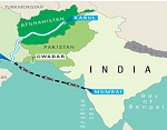 Afghanistan begins exports to India through Iran's Chabahar port