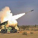 PINAKA Rocket Test Fired