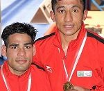 Gold Medal in Boxing Tournament