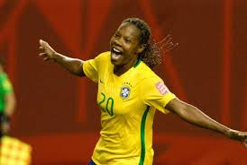 Brazil's Formiga set to be first player, male or female