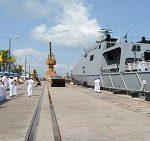 8th Indo Myanmar coordinated patrol