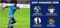 All India Football Federation (AIFF) 2018-19 awards