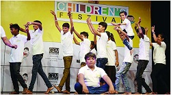 Happiness festival at Delhi govt schools launched