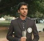 India's Arjun Bhati wins Junior World Golf Championship
