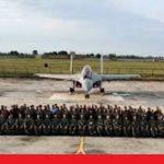 IAF Contingent Departs for Exercise Garuda