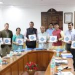 Union Minister Shri N S Tomar launches Coffee Table Book