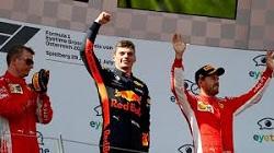 Max Verstappen wins Austrian Grand Prix