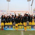 U-17 Junior Boys Subroto Cup – 2019