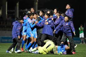 India Pip Bangladesh to Clinch SAFF U-15 Women's Championship