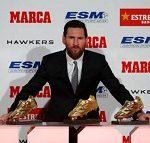 European Golden Shoe Award