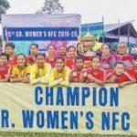 25th Hero Senior Women's NFC, 2019-20 tournament