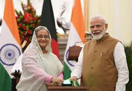 Visit of Prime Minister of Bangladesh to India
