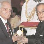 Renowned kidney scientist Padmashree Hargovind Lakshmishankar Trivedi passed away