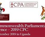 64th Commonwealth Parliamentary Conference' 2019