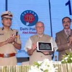 Tatpar App launched by Delhi Police