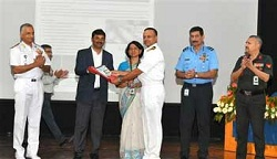 DRDO presents war gaming software to the Indian Navy