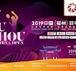 2019 Fuzhou China Open