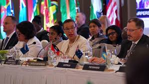 COMMONWEALTH LAW MINISTERS MEETING