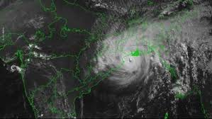 Cyclone Bulbul