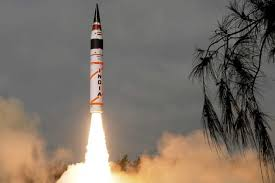 India conducts first night trial of Agni-II missile