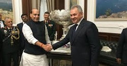 19th India russia meeting