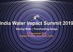 4thIndia Water Impact Summit, 2019