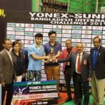 YONEX SUNRISE BANGLADESH INTERNATIONAL CHALLENGE 2019