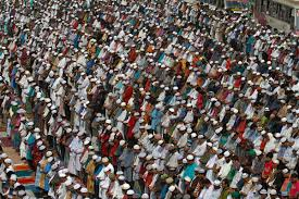 Four-day Aalmi Tablighi Ijtima, world's biggest Islamic Congregation begins in Bhopal
