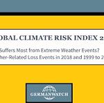 Global Climate Risk Index 2020